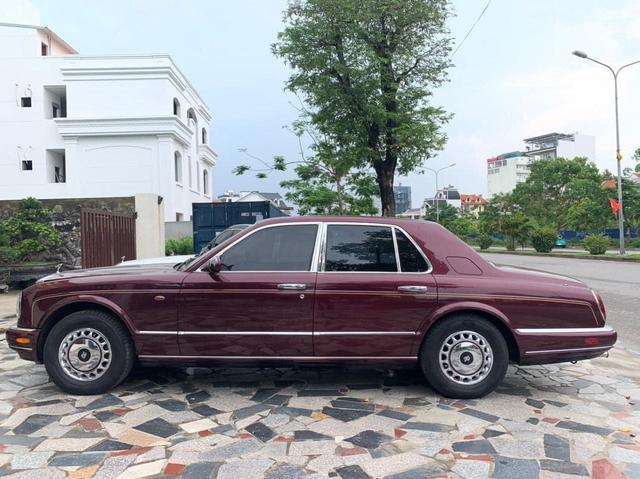 Hàng hiếm Rolls-Royce Silver Seraph giá chỉ hơn 6 tỷ đồng dành cho dân chơi mê sưu tầm - Ảnh 6.