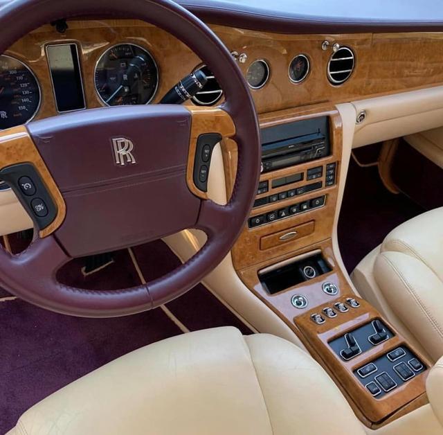 Hàng hiếm Rolls-Royce Silver Seraph giá chỉ hơn 6 tỷ đồng dành cho dân chơi mê sưu tầm - Ảnh 4.