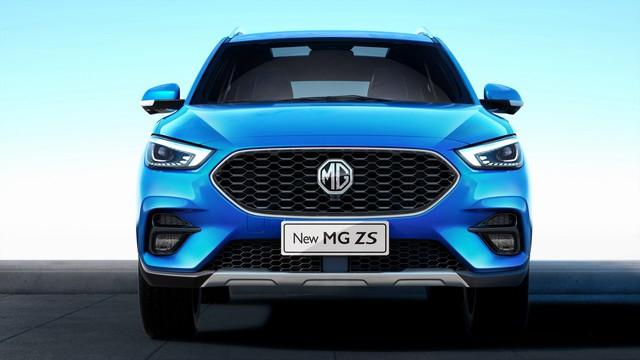 Còn chưa ra mắt tại Việt Nam, MG ZS đã có bản nâng cấp ở nước ngoài nhằm đối đầu với Hyundai Kona và Honda HR-V - Ảnh 1.