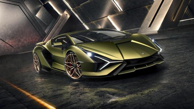 Lamborghini bí ẩn ra mắt tuần sau, hứa hẹn đi trước thời đại - Ảnh 2.