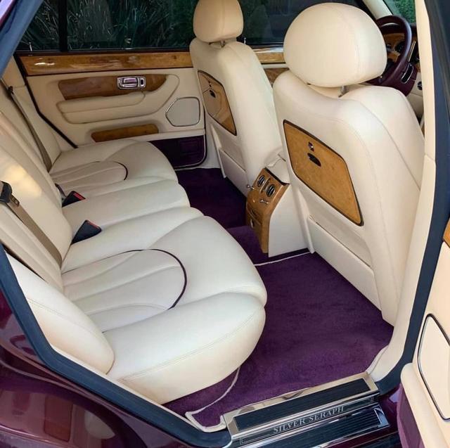Hàng hiếm Rolls-Royce Silver Seraph giá chỉ hơn 6 tỷ đồng dành cho dân chơi mê sưu tầm - Ảnh 5.
