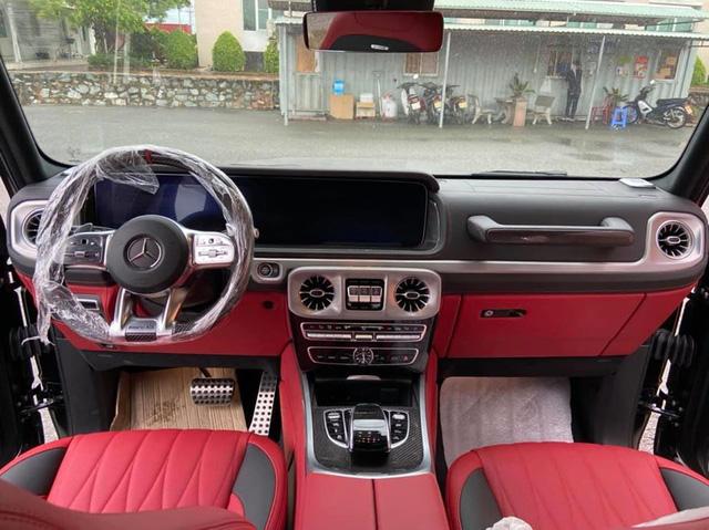 Khui công Mercedes-AMG G 63 với gói địa hình chính hãng đầu tiên Việt Nam - Ảnh 3.