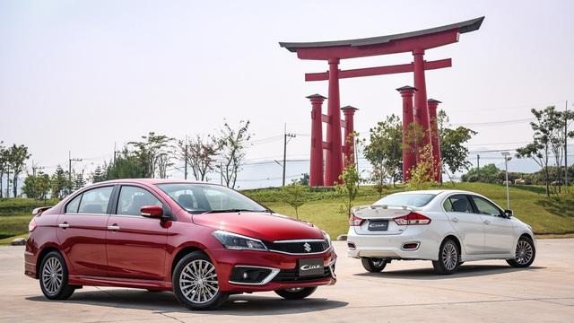 Đại lý tiết lộ trang bị mới trên Suzuki Ciaz 2020 kèm giá bán 529 triệu đồng cạnh tranh Toyota Vios - Ảnh 1.
