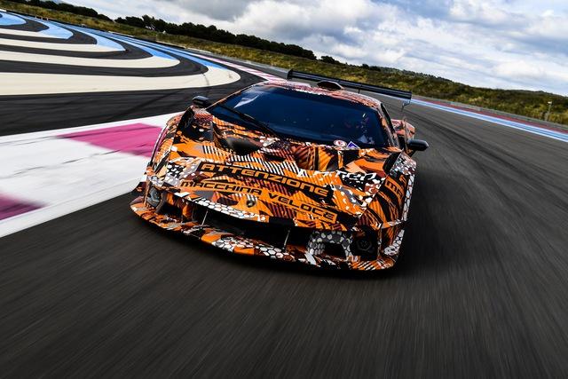 Lamborghini bí ẩn ra mắt tuần sau, hứa hẹn đi trước thời đại - Ảnh 3.