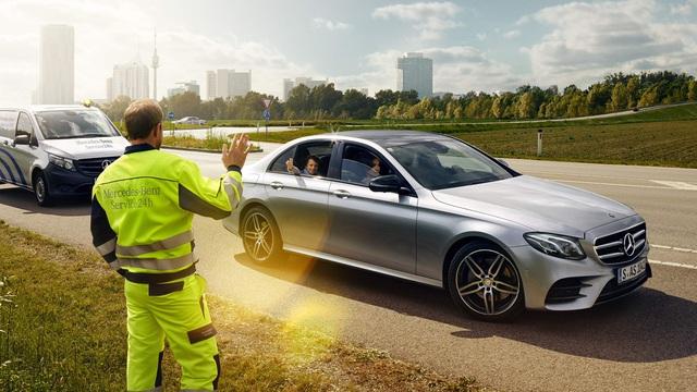 Mercedes-Benz tung gói hỗ trợ đặc biệt cho chủ xe tại Việt Nam: Có mặt 24/7, cung cấp xăng miễn phí, hỗ trợ y tế tới 140 triệu đồng - Ảnh 1.