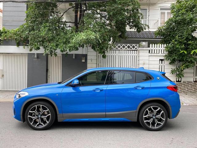 Chạy 10.000 km, BMW X2 được rao bán với giá ngang ngửa VinFast Lux SA2.0 đập hộp - Ảnh 2.