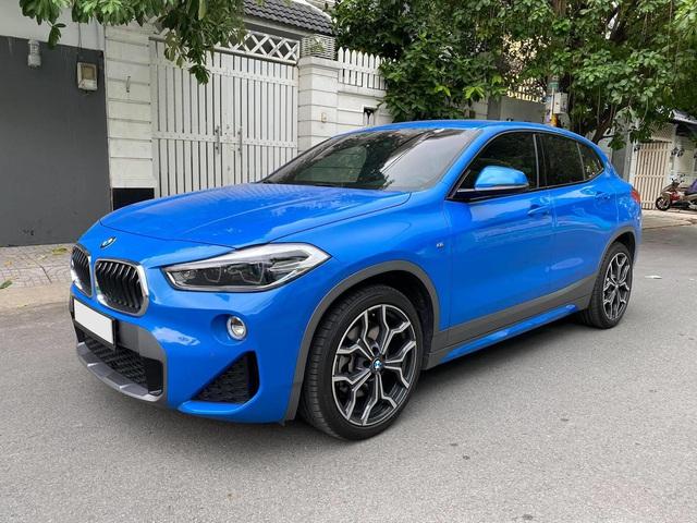 Chạy 10.000 km, BMW X2 được rao bán với giá ngang ngửa VinFast Lux SA2.0 đập hộp - Ảnh 3.