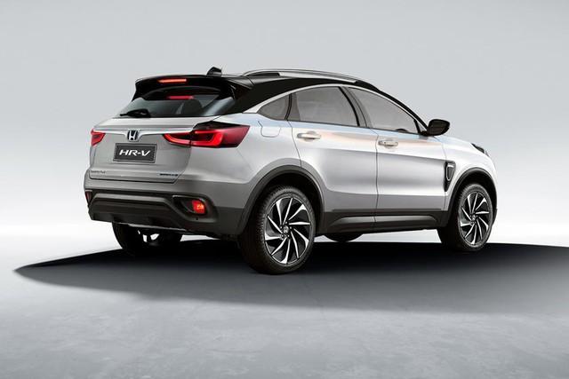 Đây có thể là Honda HR-V mới - Hyundai Kona cần dè chừng - Ảnh 2.