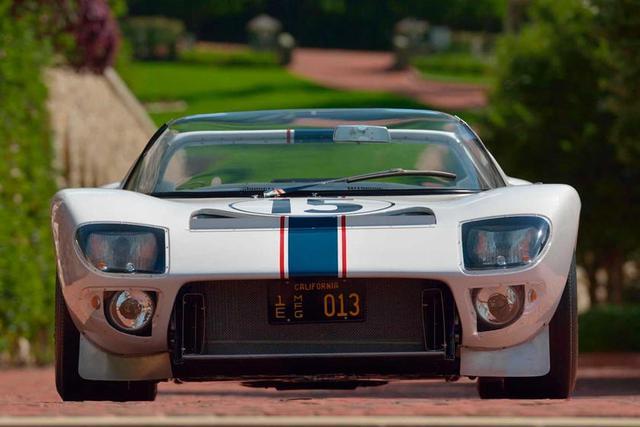 Ford GT mui trần khủng nhất, hiếm nhất thế giới được rao bán với giá chát kỷ lục - Ảnh 3.