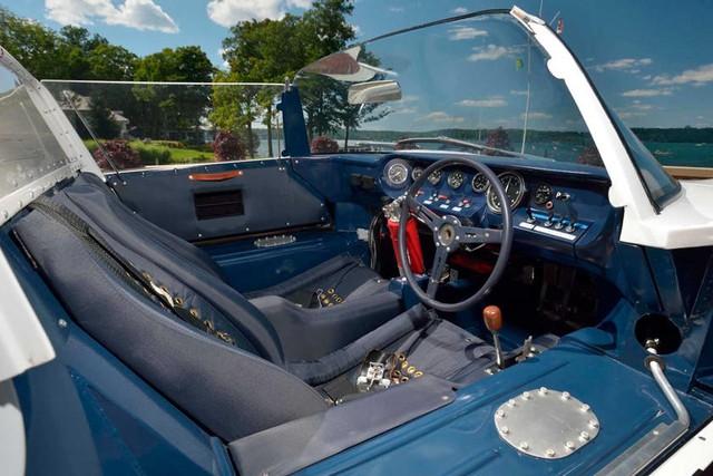 Ford GT mui trần khủng nhất, hiếm nhất thế giới được rao bán với giá chát kỷ lục - Ảnh 6.