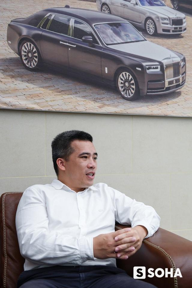 Ông chủ công ty phân phối siêu xe đắt nhất Việt Nam giải mã nghịch lý của những người sở hữu Rolls-Royce - Ảnh 7.