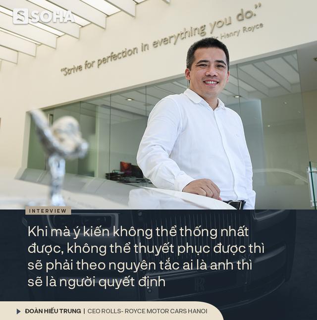 Ông chủ công ty phân phối siêu xe đắt nhất Việt Nam giải mã nghịch lý của những người sở hữu Rolls-Royce - Ảnh 8.