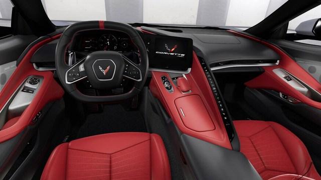 'Siêu xe giá rẻ' Chevrolet Corvette C8 khoảng 7 tỷ đồng đầu tiên về Việt Nam - Ảnh 4.