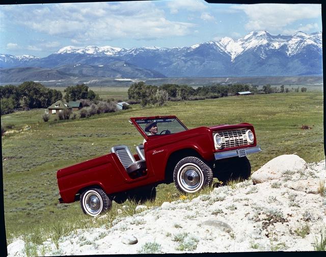 Ford chính thức tách Bronco thành thương hiệu SUV riêng, khoe bộ 3 khởi đầu - Ảnh 4.