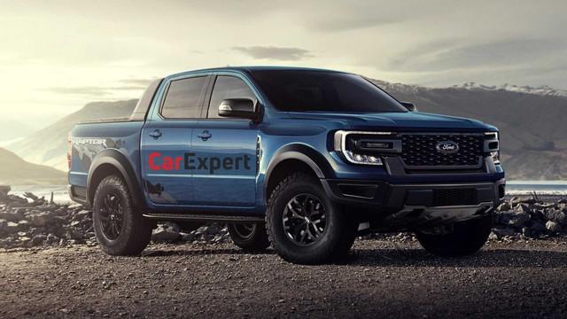 Ford Ranger Raptor đời mới tiếp tục lộ diện: Hứa hẹn cơ bắp hơn, động cơ khủng giống Explorer - Ảnh 2.