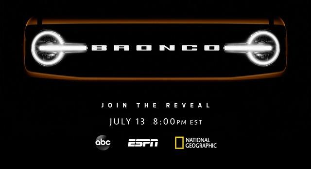 Ford chính thức tách Bronco thành thương hiệu SUV riêng, khoe bộ 3 khởi đầu - Ảnh 5.