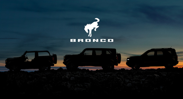 Ford chính thức tách Bronco thành thương hiệu SUV riêng, khoe bộ 3 khởi đầu - Ảnh 1.