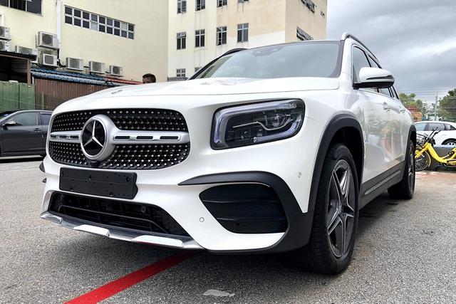 Mercedes-Benz GLB có giá dự kiến 2,05 tỷ đồng tại Việt Nam, tạo áp lực cho VW Tiguan Allspace - Ảnh 1.