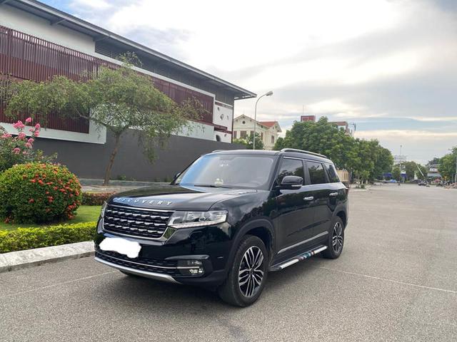 Range Rover Trung Quốc vừa hết rodai, chủ nhân vội bán với giá ngang Toyota Vios 2020 - Ảnh 1.