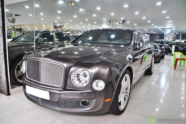 Bentley Mulsanne rẻ ngang Mercedes-Benz S-Class sau 10 năm tuổi, ODO là yếu tố bất ngờ hơn cả - Ảnh 6.