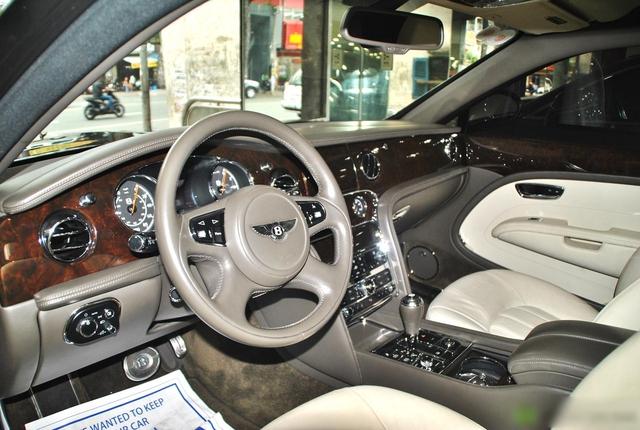 Bentley Mulsanne rẻ ngang Mercedes-Benz S-Class sau 10 năm tuổi, ODO là yếu tố bất ngờ hơn cả - Ảnh 4.