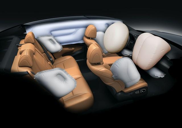 Lexus tung cải tiến nhẹ cho LS, gia tăng tính cạnh tranh trước Audi A8, BMW 7-Series - Ảnh 6.