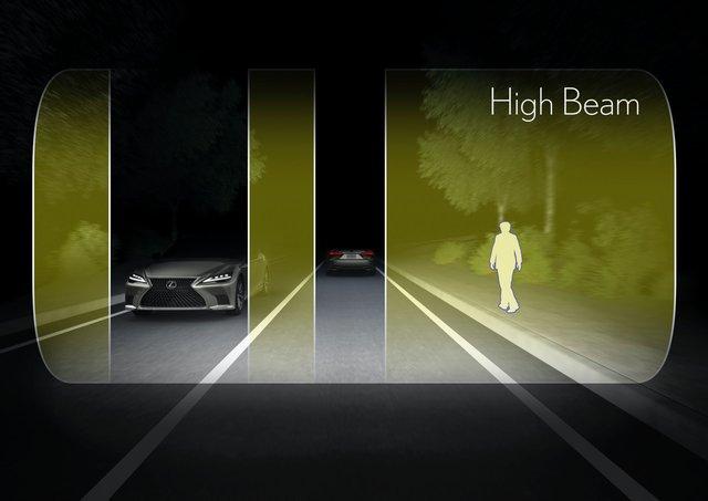 Lexus tung cải tiến nhẹ cho LS, gia tăng tính cạnh tranh trước Audi A8, BMW 7-Series - Ảnh 8.