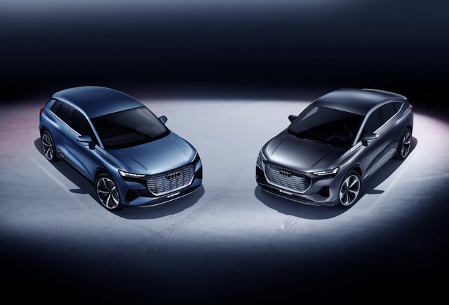 Audi Q4 Sportback E-Tron Concept: SUV coupe thuần điện giá rẻ hứa hẹn khuynh đảo thị trường - Ảnh 4.