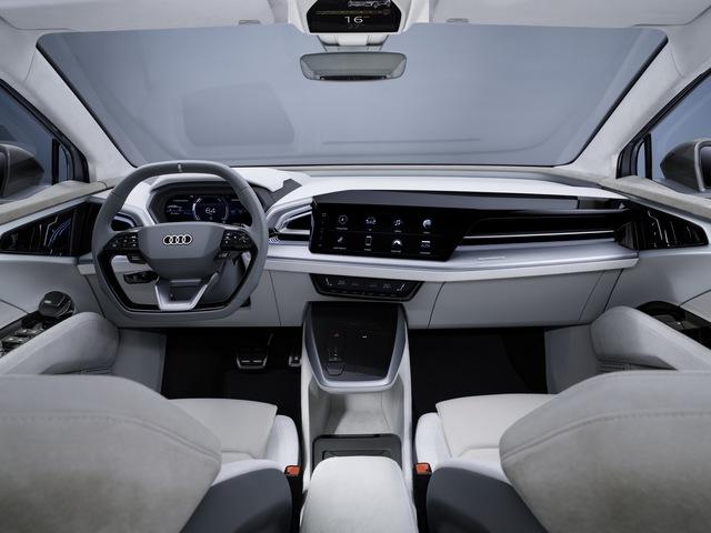Audi Q4 Sportback E-Tron Concept: SUV coupe thuần điện giá rẻ hứa hẹn khuynh đảo thị trường - Ảnh 5.