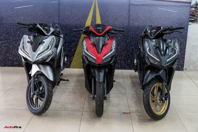 Khám phá Honda Vario 150 2020 đầu tiên về Việt Nam: Lựa chọn khác ngoài Honda Air Blade và Yamaha NVX - Ảnh 9.