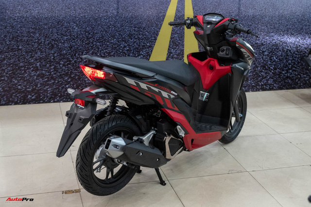 Khám phá Honda Vario 150 2020 đầu tiên về Việt Nam: Lựa chọn khác ngoài Honda Air Blade và Yamaha NVX - Ảnh 8.