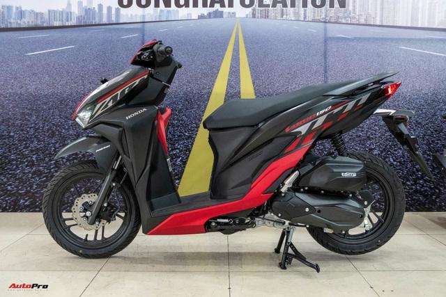 Khám phá Honda Vario 150 2020 đầu tiên về Việt Nam: Lựa chọn khác ngoài Honda Air Blade và Yamaha NVX - Ảnh 4.