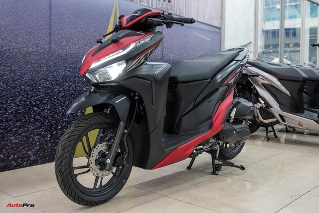 Khám phá Honda Vario 150 2020 đầu tiên về Việt Nam: Lựa chọn khác ngoài Honda Air Blade và Yamaha NVX - Ảnh 3.
