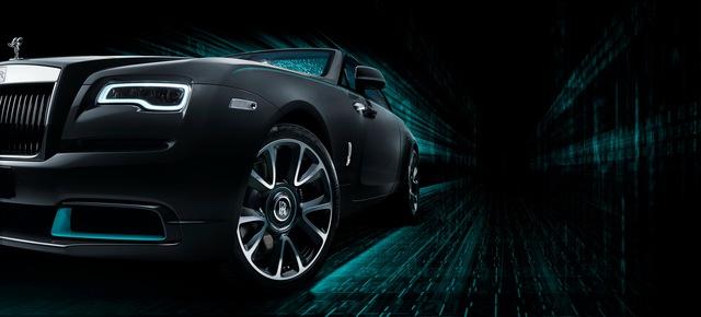Rolls-Royce Wraith Kryptos: 'Mật mã Da Vinci' của làng xe - Ảnh 1.