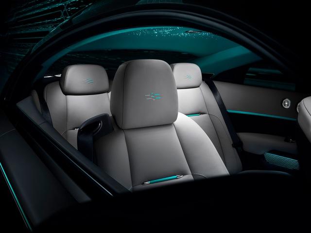Rolls-Royce Wraith Kryptos: 'Mật mã Da Vinci' của làng xe - Ảnh 6.