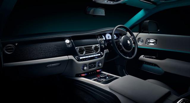 Rolls-Royce Wraith Kryptos: 'Mật mã Da Vinci' của làng xe - Ảnh 4.
