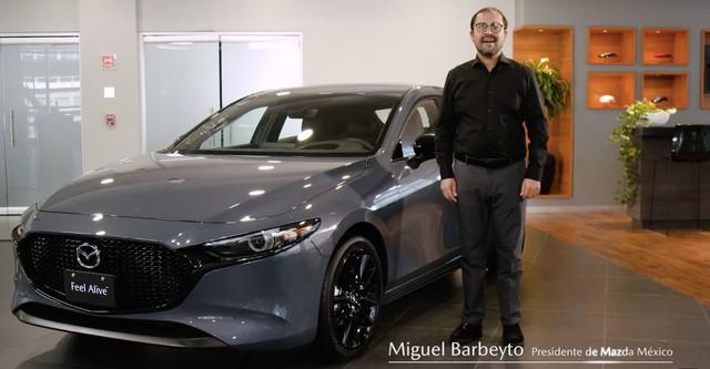 Mazda3 tăng áp chính thức ra mắt: Mạnh mẽ nhất từ trước tới nay - Ảnh 4.