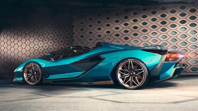 Lamborghini Sián Roadster trình làng: Chỉ có 19 chiếc được sản xuất, giá bán dự kiến gần 4 triệu USD - Ảnh 6.