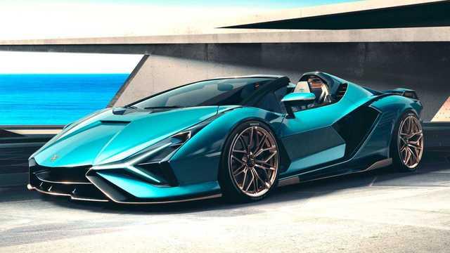Lamborghini Sián Roadster trình làng: Chỉ có 19 chiếc được sản xuất, giá bán dự kiến gần 4 triệu USD - Ảnh 4.