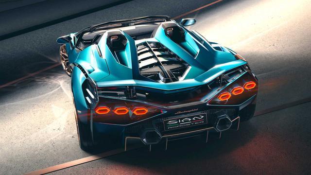 Lamborghini Sián Roadster trình làng: Chỉ có 19 chiếc được sản xuất, giá bán dự kiến gần 4 triệu USD - Ảnh 7.
