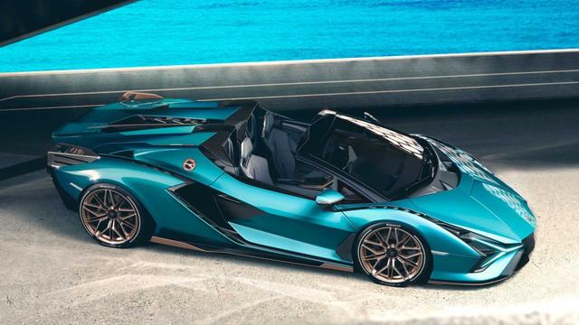 Lamborghini Sián Roadster trình làng: Chỉ có 19 chiếc được sản xuất, giá bán dự kiến gần 4 triệu USD - Ảnh 1.