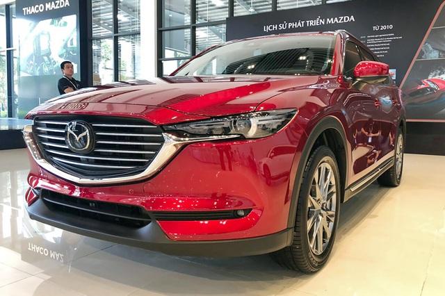 Mazda hạ giá sốc loạt xe hot tại Việt Nam: CX-8 giảm 200 triệu, CX-5 rẻ nhất phân khúc - Ảnh 2.