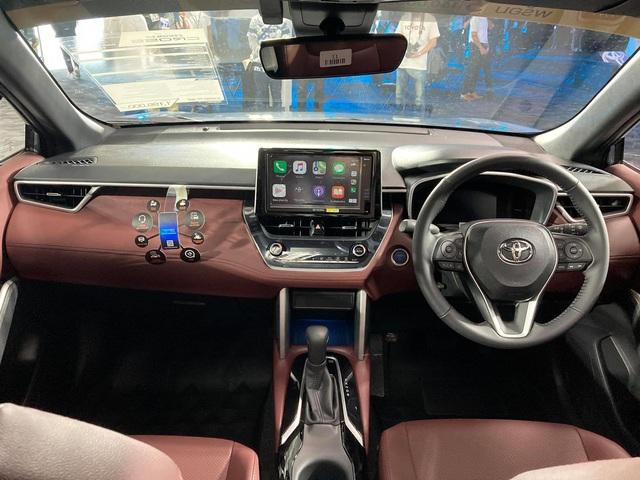 Toyota Corolla Cross về Việt Nam trong tháng 8: Nhiều ưu điểm, nhưng không được hưởng ưu đãi 50% phí trước bạ - Ảnh 3.