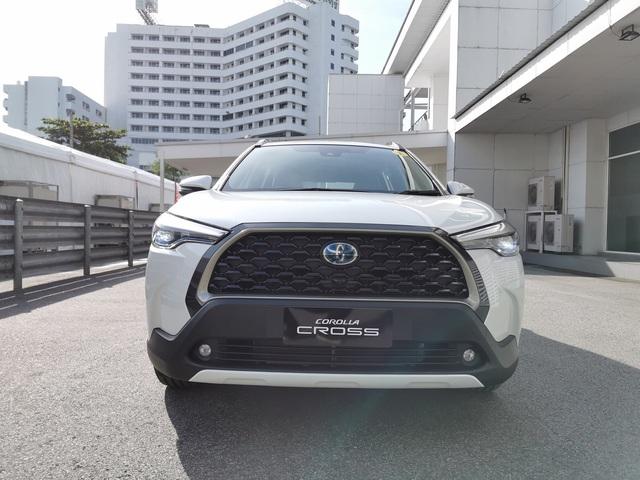 Toyota Corolla Cross về Việt Nam trong tháng 8: Nhiều ưu điểm, nhưng không được hưởng ưu đãi 50% phí trước bạ - Ảnh 1.