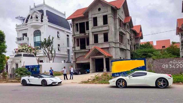 Lamborghini Gallardo LP570-4 Performante độc nhất Việt Nam cùng Ferrari 458 Spider lạ lẫm bất ngờ xuất hiện tại Hải Phòng - Ảnh 1.