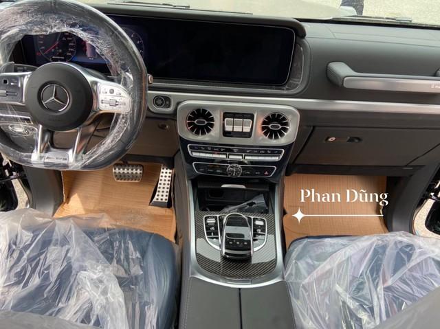 Mercedes-AMG G 63 bản cá nhân hoá độc đáo về Việt Nam: Nội thất là chi tiết gây chú ý - Ảnh 4.