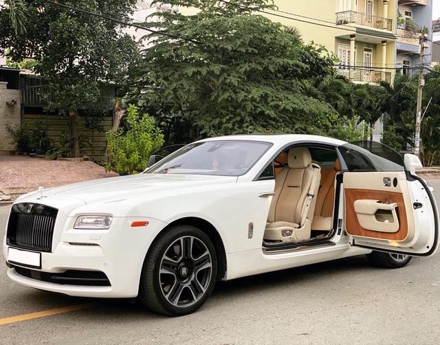 Hàng hiếm Rolls-Royce Wraith được rao bán cùng lời chia sẻ: Mua mới hơn 30 tỷ, bán cũ hơn 13 tỷ - Ảnh 4.