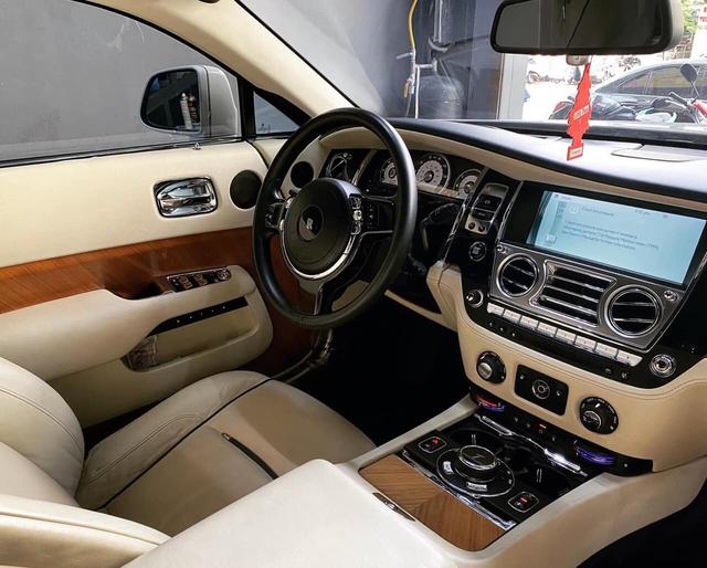 Hàng hiếm Rolls-Royce Wraith được rao bán cùng lời chia sẻ: Mua mới hơn 30 tỷ, bán cũ hơn 13 tỷ - Ảnh 3.