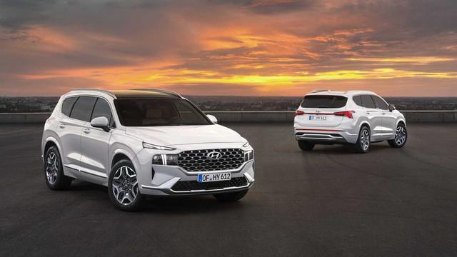 Hyundai Santa Fe 2020 vừa ra mắt đã sắp có bản mới kèm thêm phiên bản đặc biệt - Ảnh 2.