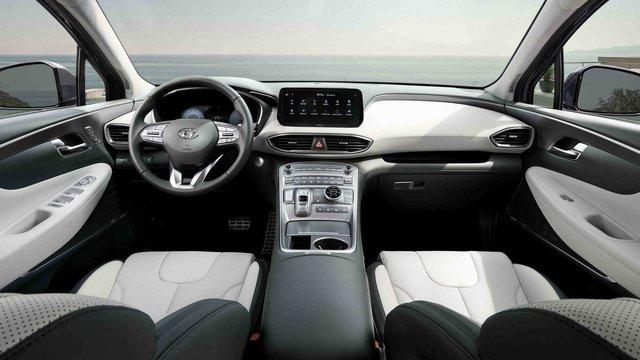Hyundai Santa Fe 2020 vừa ra mắt đã sắp có bản mới kèm thêm phiên bản đặc biệt - Ảnh 3.